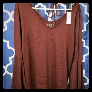 Brand new with tag loft sweater
